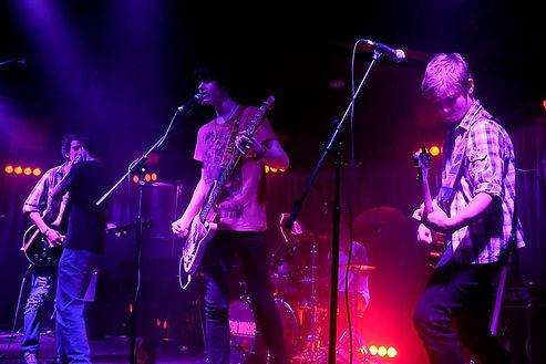Junior rock performance