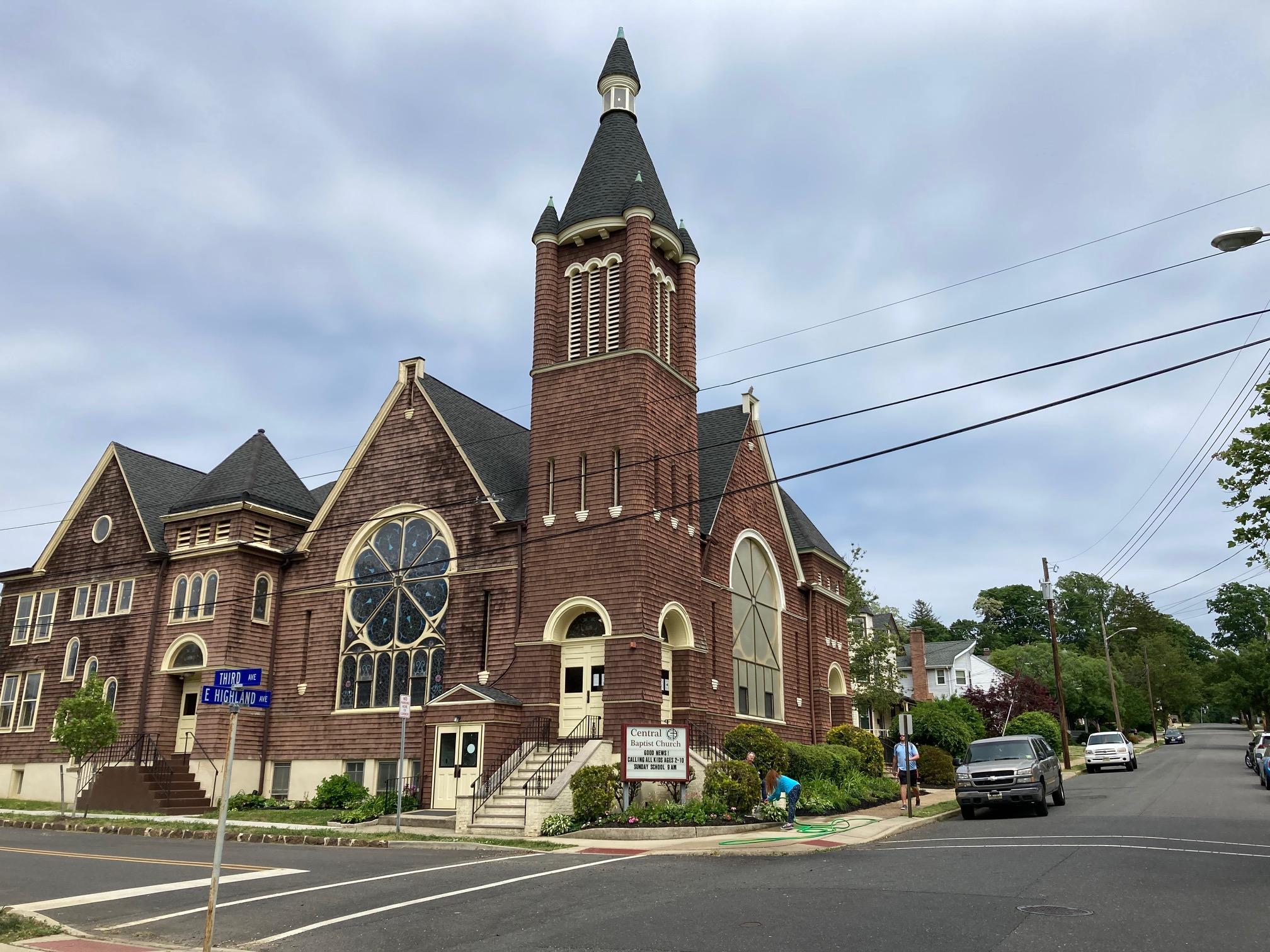 Church in Atlantic Highlands NJ