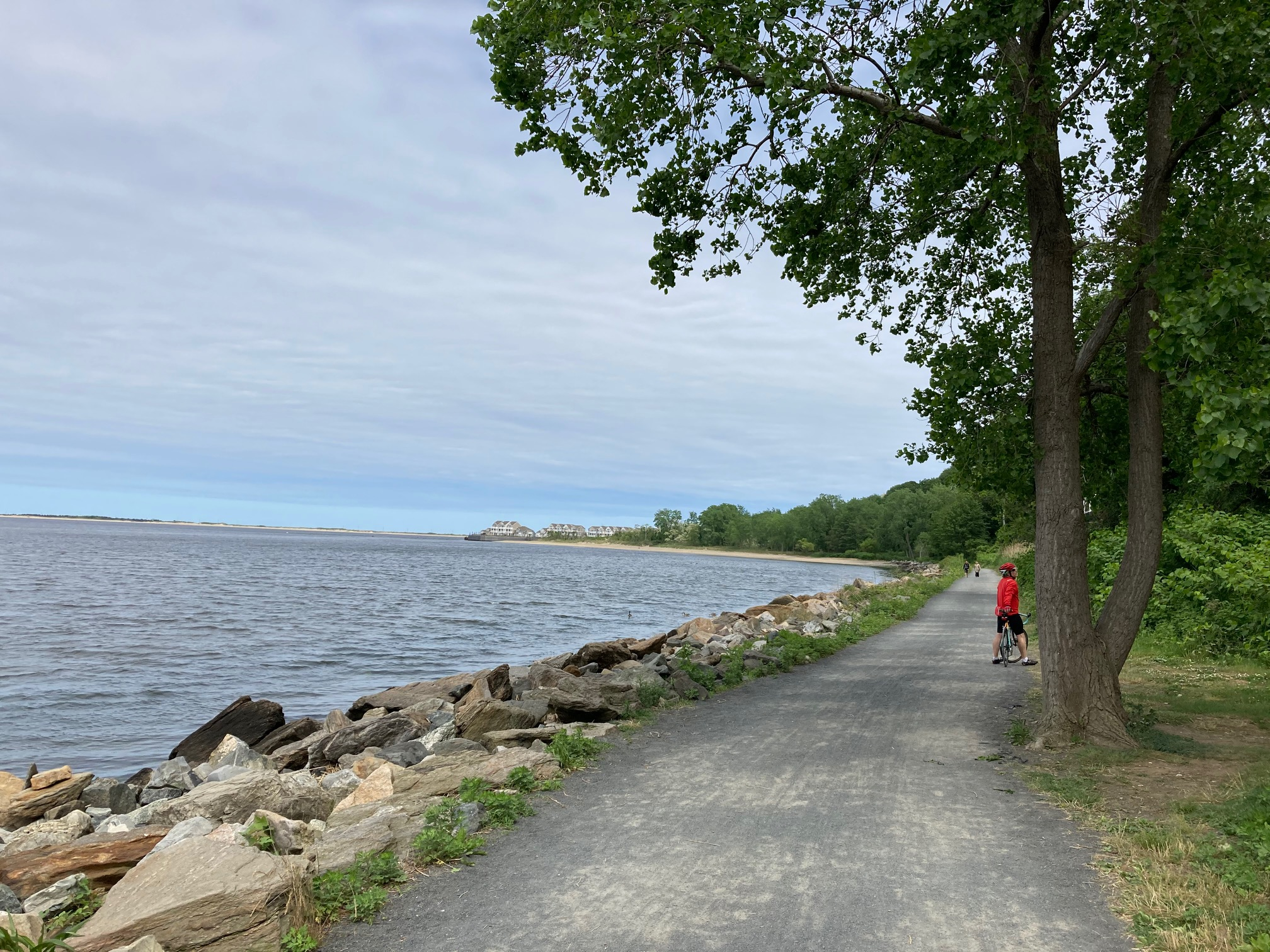 Explore the NJ shore by bike