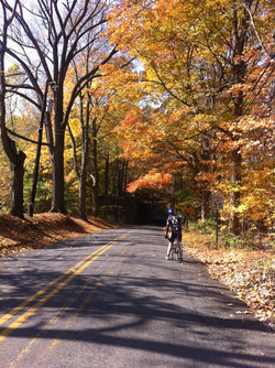 Scenic Spin bike tour New Jersey