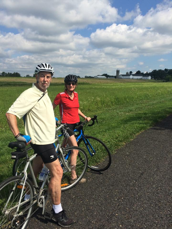Farm to table bike tours in NJ