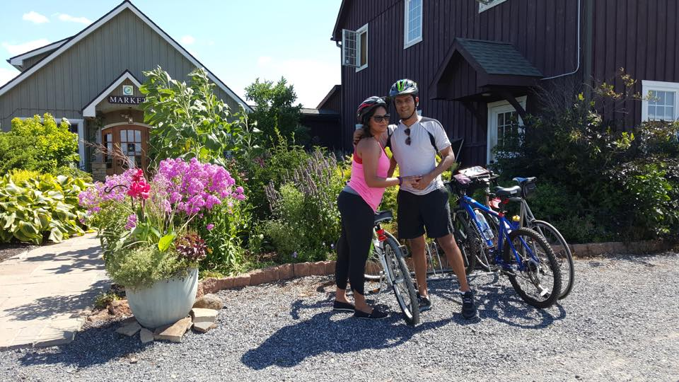New Jersey Vineyard Bike Tours
