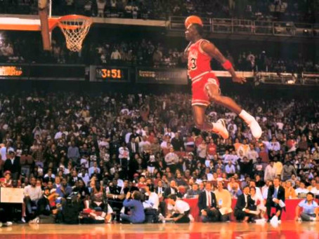 I want to be like Mike