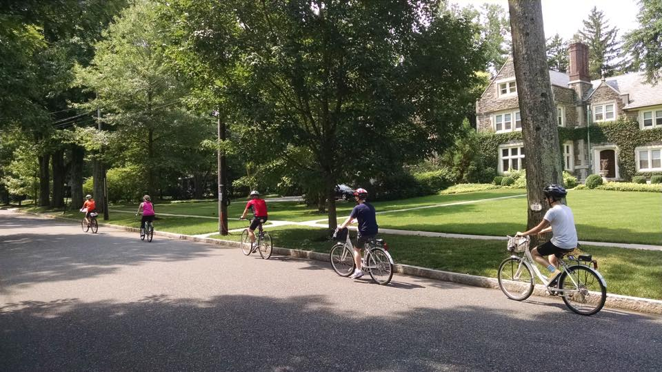 Princeton History bike Tour