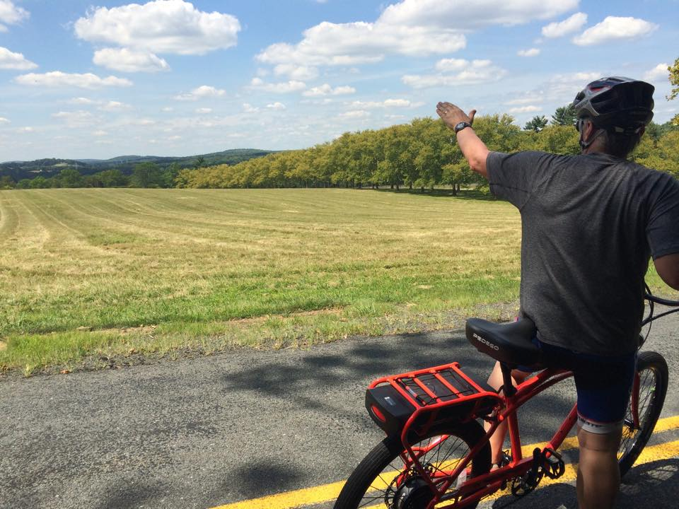 Scenic Spin NJ Bike Tours