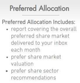 Preferred Allocations 6 Months