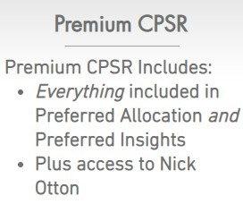 CPSR Subscription for Mr. Ermanno Pascutto