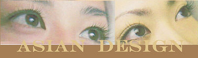 eyelashes extensions asian look