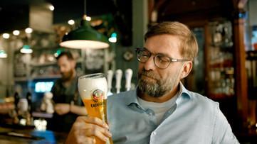 Erdinger Weißbräu - Never skim an Erdinger
