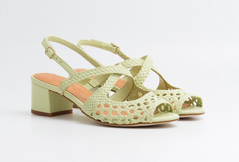 Zapatos Uga verde