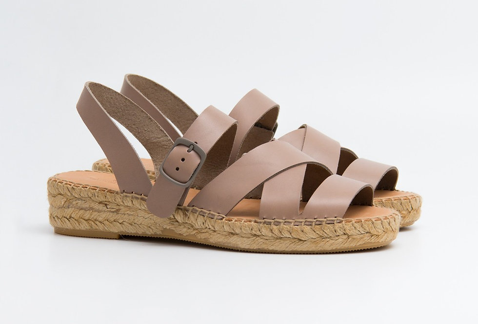 Zapatos Dolma Taupe