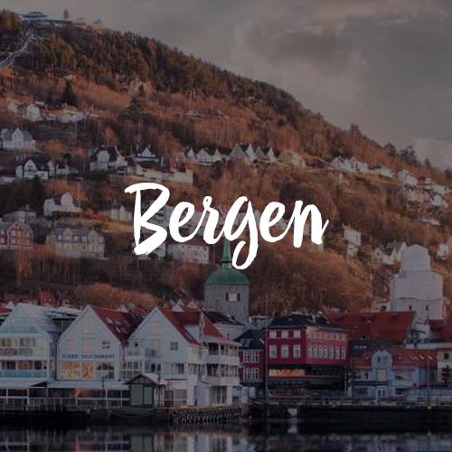 Bergen region