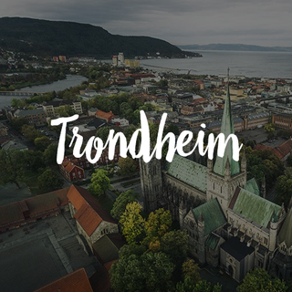 Trondheim region