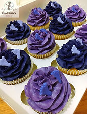 prematurity day cupcakes