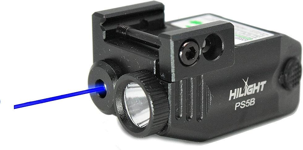 HiLight Primal Series Blue Laser Sight 400lm Flashlight Combo