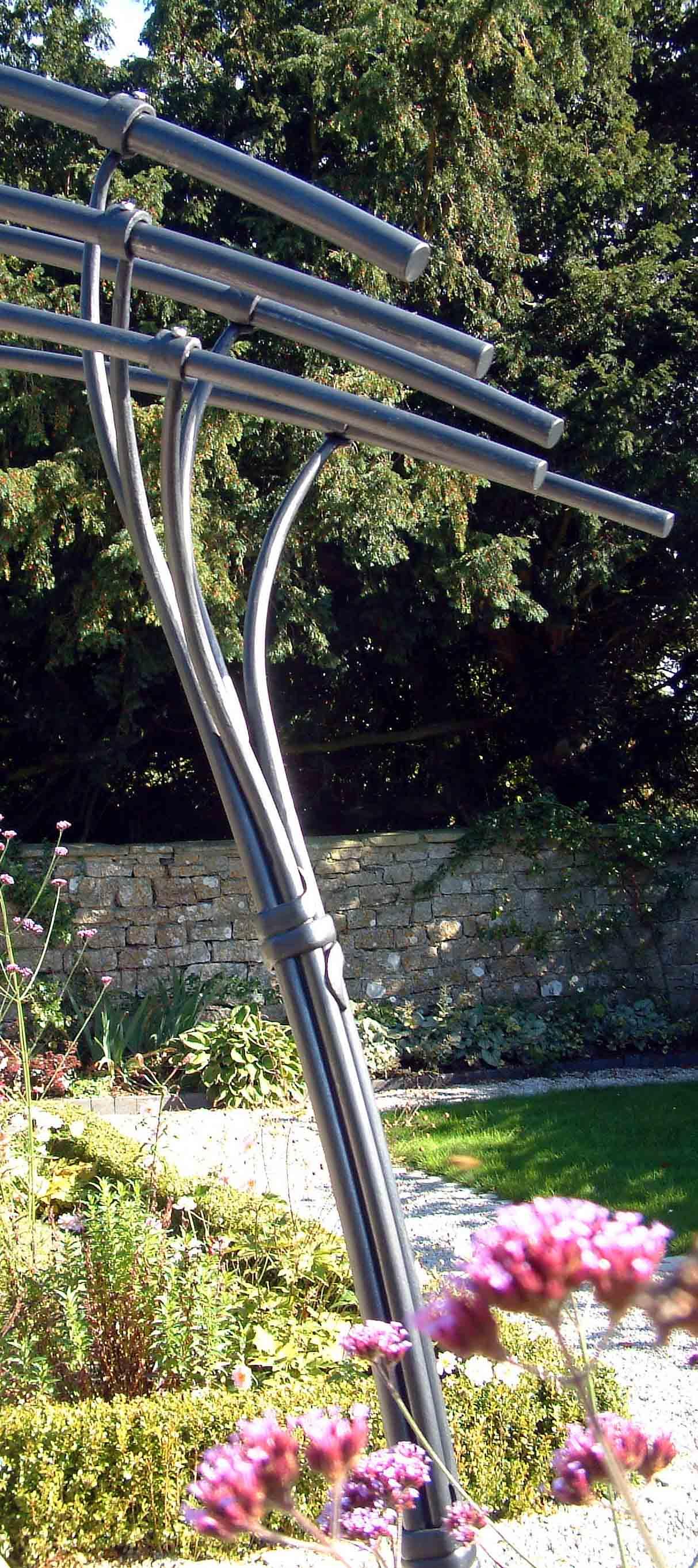 Garden Arbour detail