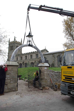 Wymeswold arch (fitting)