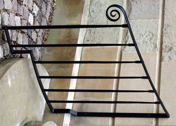 Manor House handrail