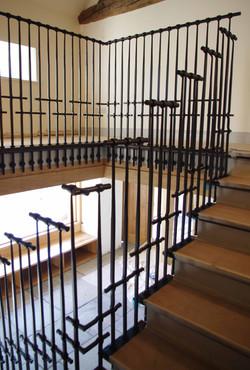 Stair rail