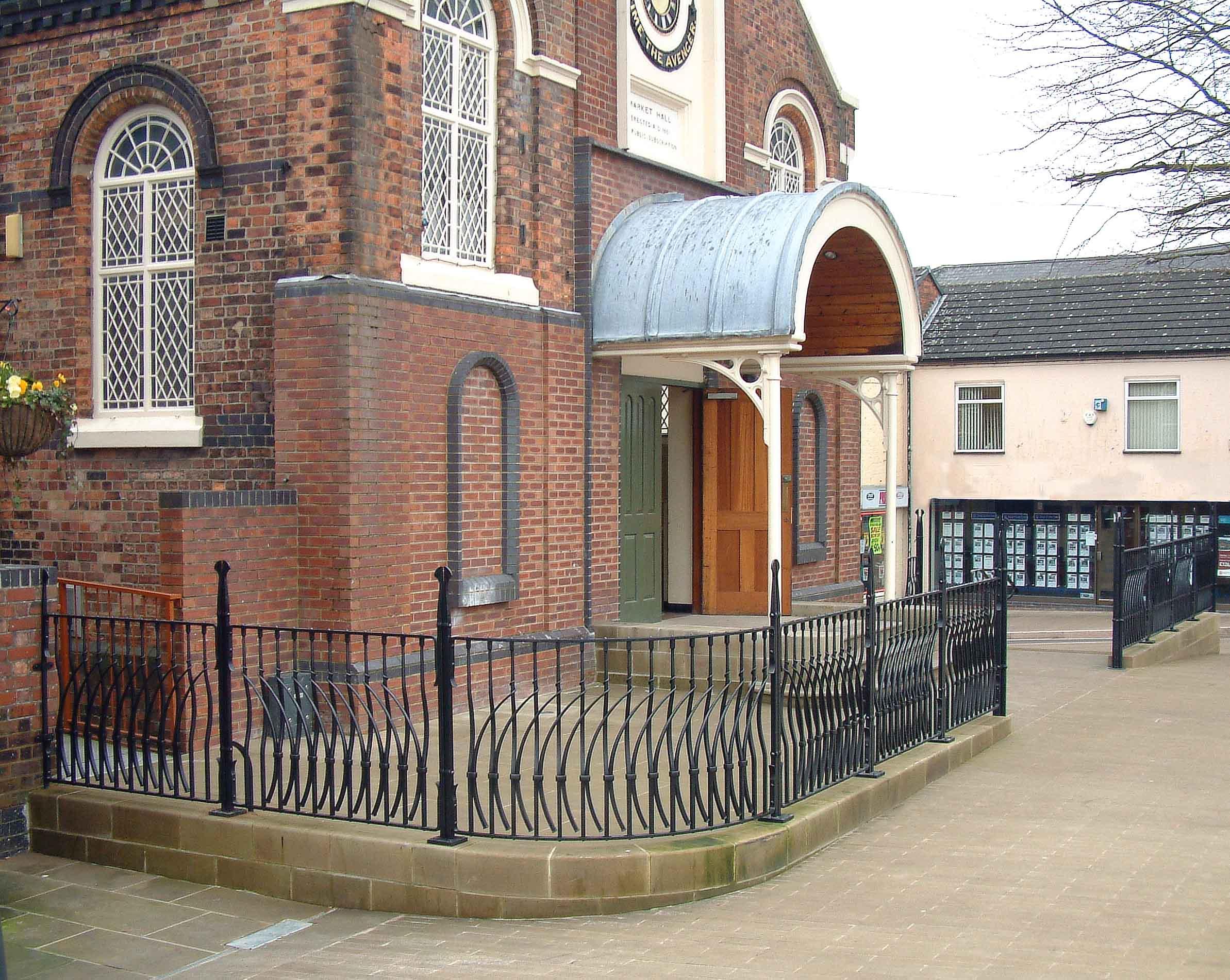 Swadlincote Town Hall rlgs