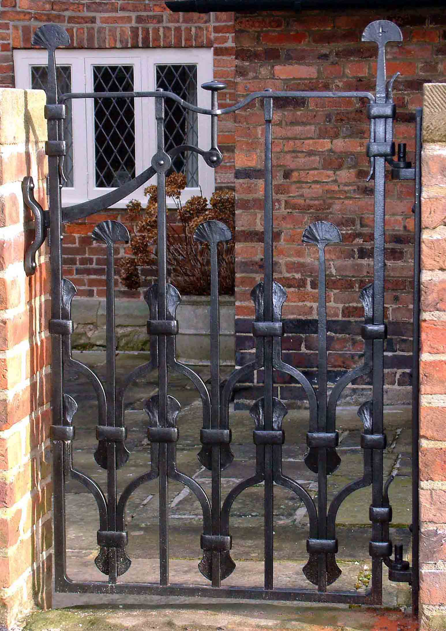 Castle House Gate