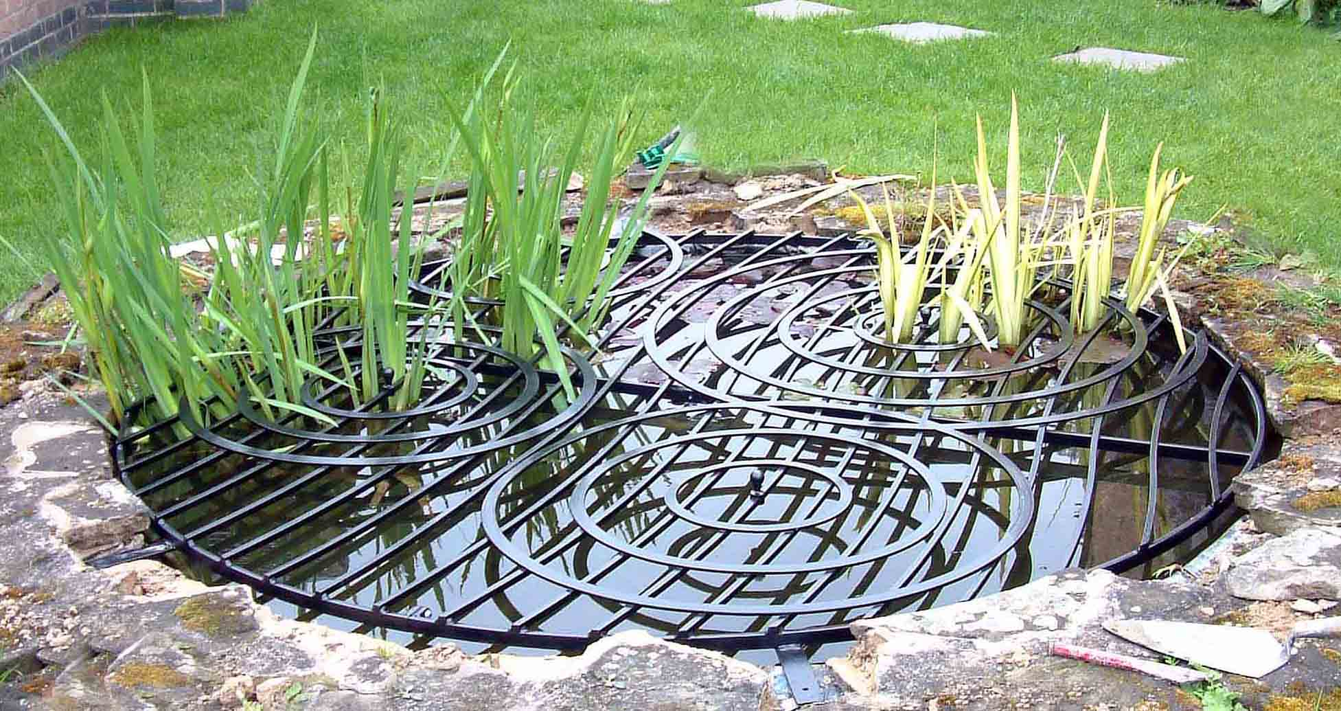 Pond cover