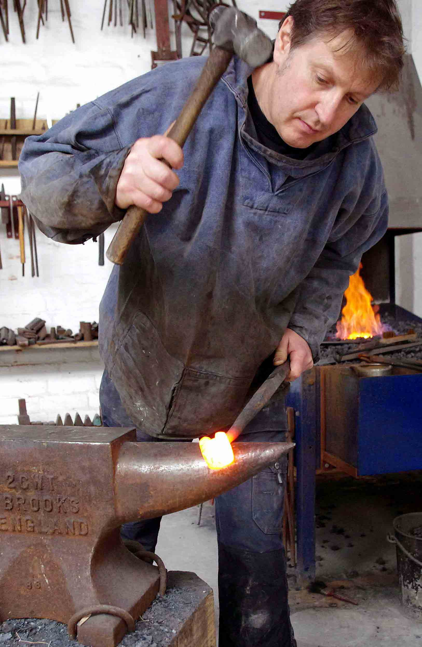 Forging detail