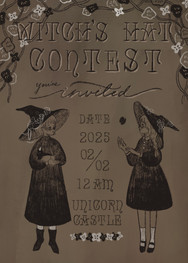 Witch's Hat Contest