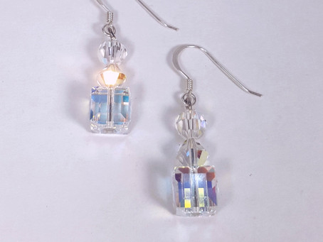 I love to make affordable high end jewelry using the finest Gemstones and Swarovski Crystals