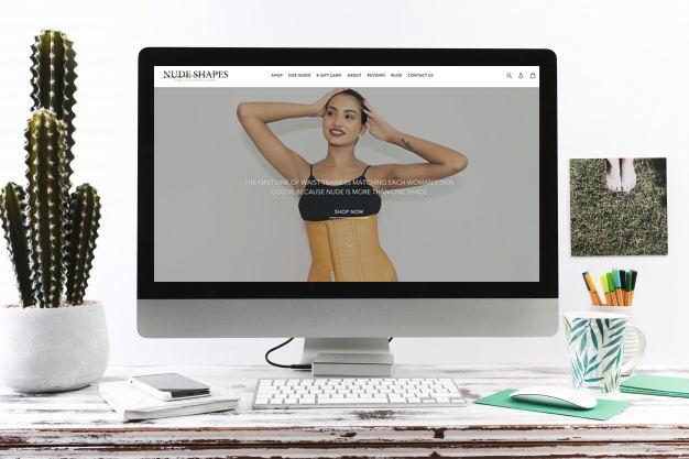 Custom E-commmerce site designed by Paitai Design using Shopify