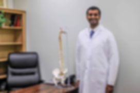 Osteopathic medicine doctor