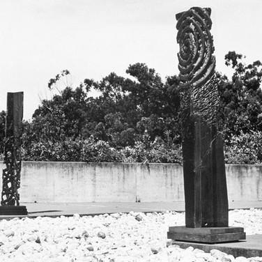 Maori Columns