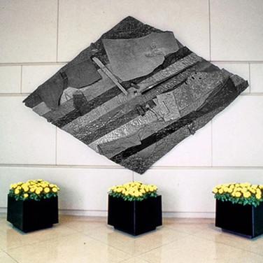 Specchio per Stranieri, collection Bank of America, Los Angeles,