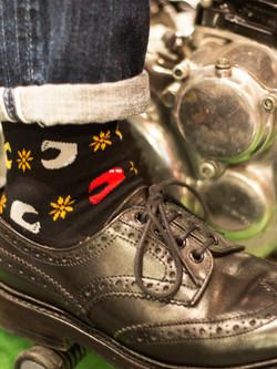 Socky x Tora - Helmet