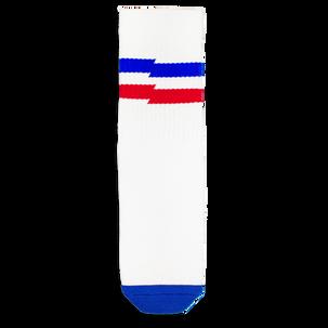 Athletic Glitch - Red/Blue