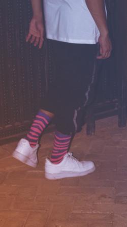 Socky x USS - Zebra