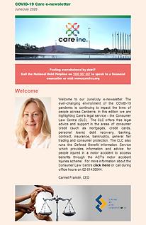 Screenshot_2020-07-28 Care e-newsletter