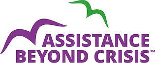 Assistance beyond crisis logo full colou