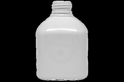 Saboneteira PET Quadrada 240ml R24/410 Branca (25 Unidades)