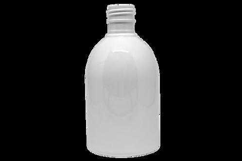 Saboneteira PET Cilíndrica 250ml Branca R24/4150 (25 Unidades)