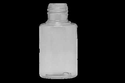 Frasco PVC 30ml Cristal R18/415 (25 Unidades)