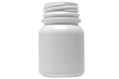 Pote Rosca Inviolável R30 Branco (25 Unidades)