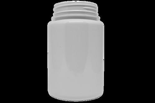 Pote PET Branco 520ml Lacre 63mm