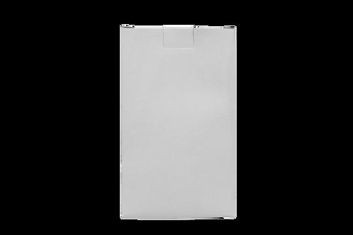 Caixa Branca P/ Sachê 75x75x125mm (10 Unidades)