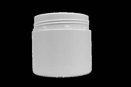 Pote R BL 500ml Branco (25 Unidades)