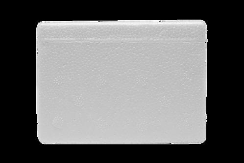 Caixa de Isopor 0,4L (100 Unidades)