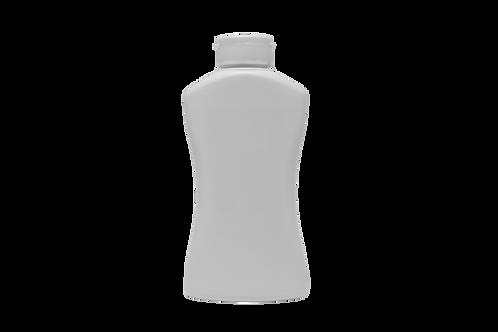 Frasco Talqueira Cintura Branca Completa 100g/ 200ml (25 Unidades)