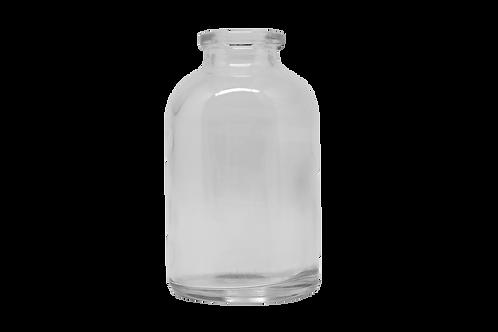 Frasco Vidro Injetável 30ml Transparente