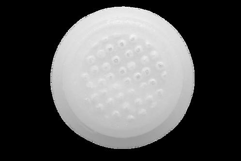 Cápsula C/ Sílica Gel Branca - Sem Encaixe (1 Pacote C/ 1000 Unidades)