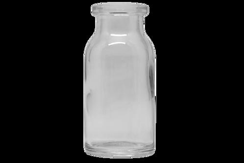Frasco Vidro Injetável 10ml R20MM Transparente (25 Unidades)